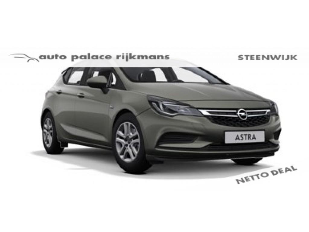 Opel Astra 1.4 turbo 150pk innovation