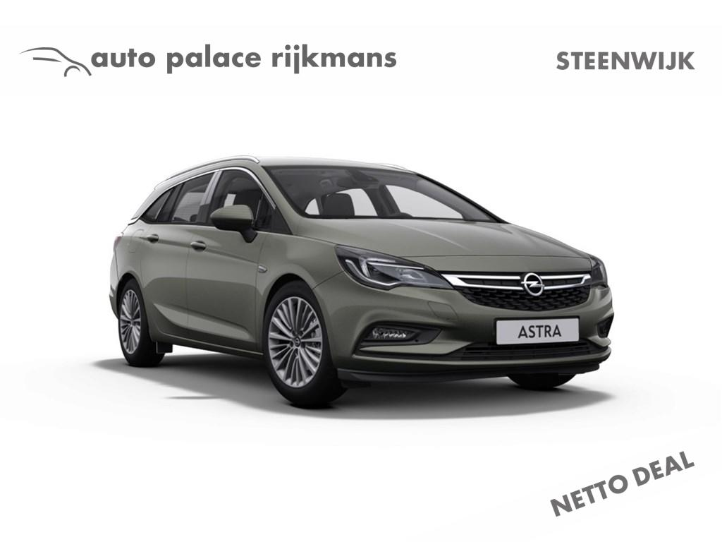 Opel Astra 1.4 turbo 150pk sports tourer innovation