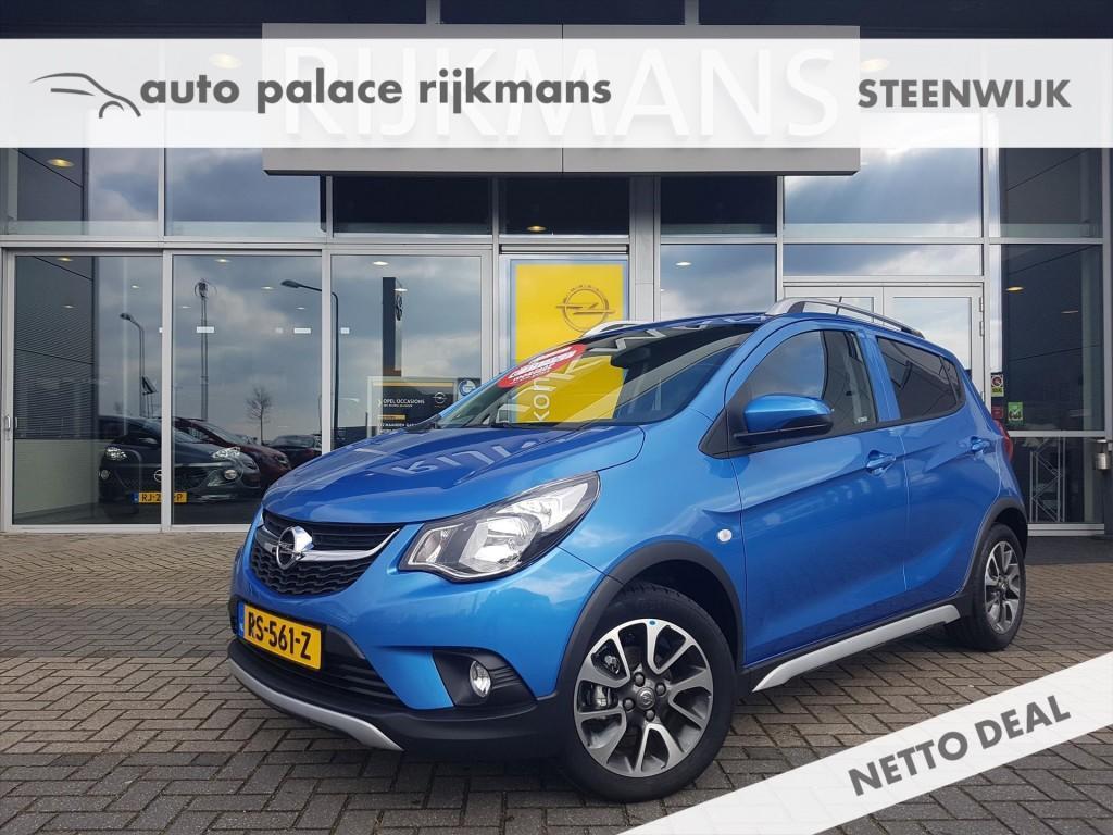 Opel Karl 1.0 start/stop 75pk rocks online edition