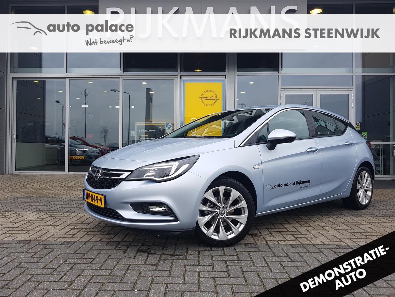 "Opel Astra Online ed. 1.0 105 pk - 5drs - 17"" lm velg - navi apple carplay"