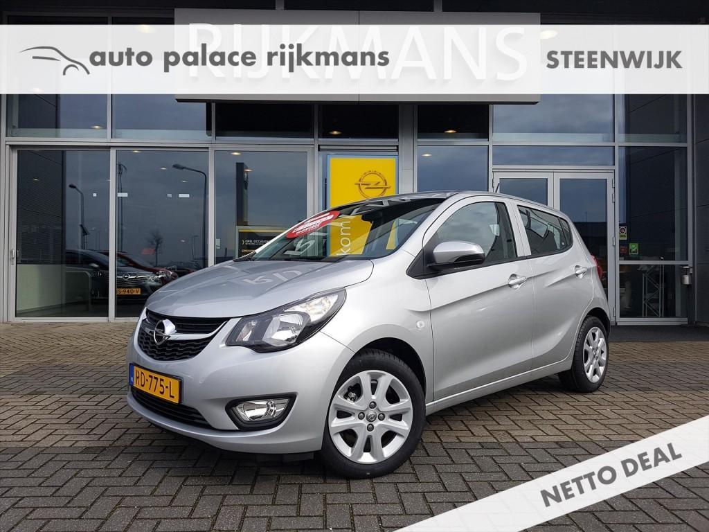 Opel Karl 1.0 ecoflex 75pk edition - airco - parkeersensor achter - cruise