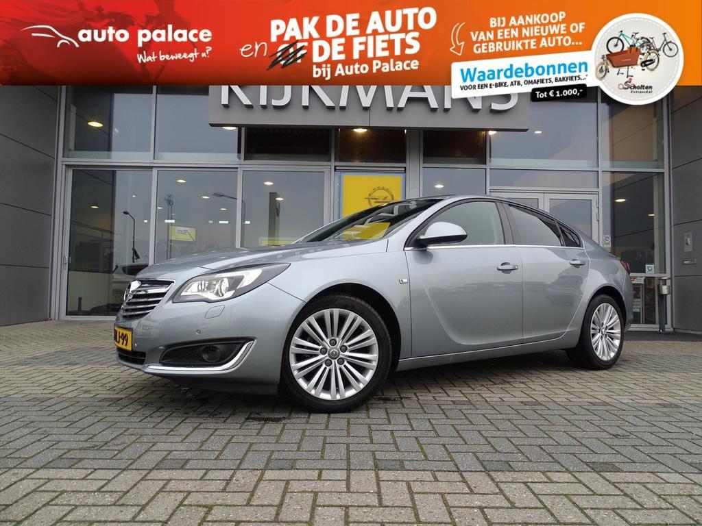 Opel Insignia 1.4t 140 pk - 5drs - navi - trekhaak - agr - xenon