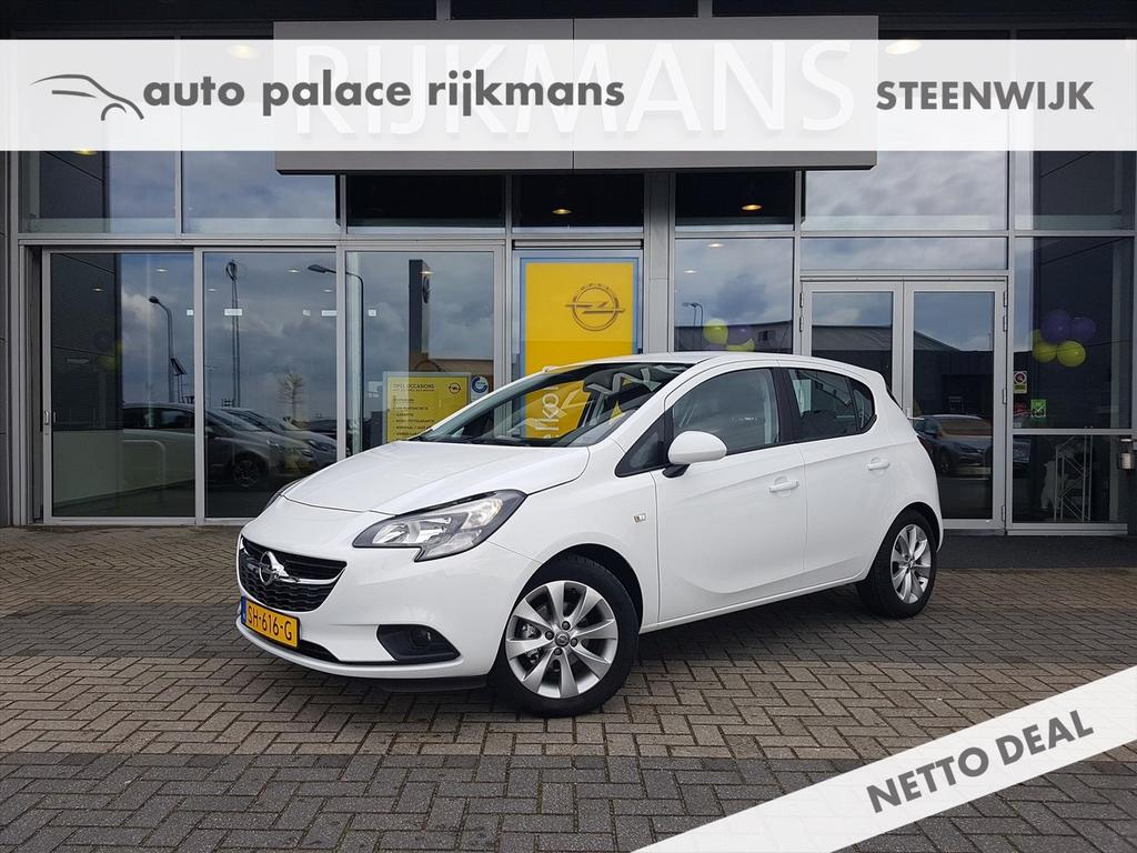 Opel Corsa Favourite 1.4 90pk - 5drs - favourite+ pack - zeer compleet