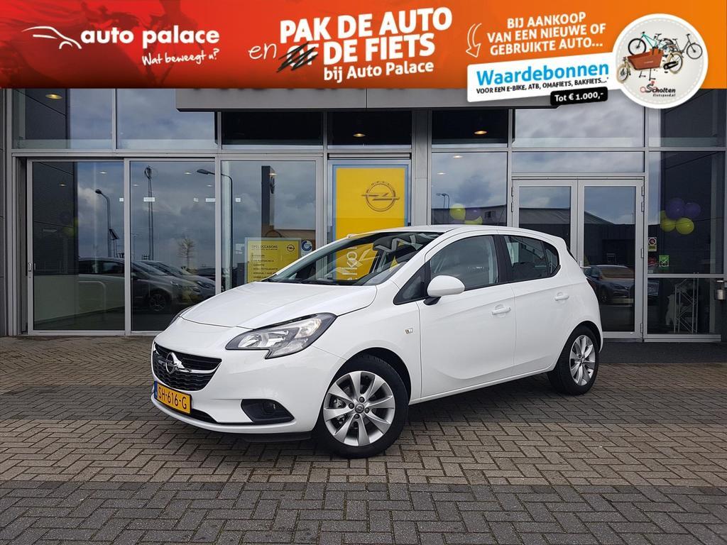 Opel Corsa Favourite 1.4 90 pk - 5drs - airco - edition+ pakket - lm velg