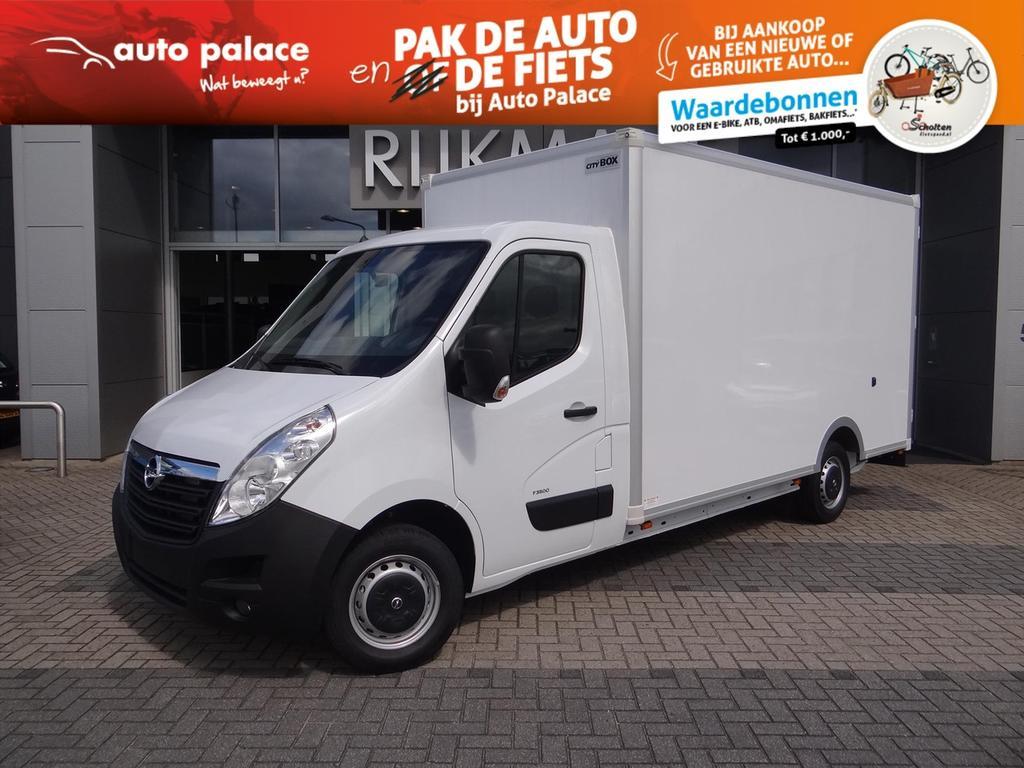 Opel Opel Movano 2.3cdti 145 pk - l3h1 plancher - citybox - fwd - navi - 3.5t