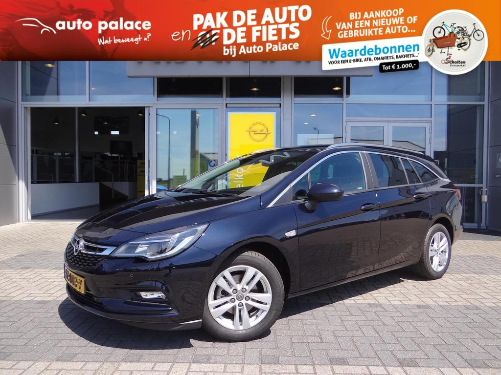Opel Astra Sports tourer online ed. 1.0t 105 pk sportstourer - navi - ecc - compleet