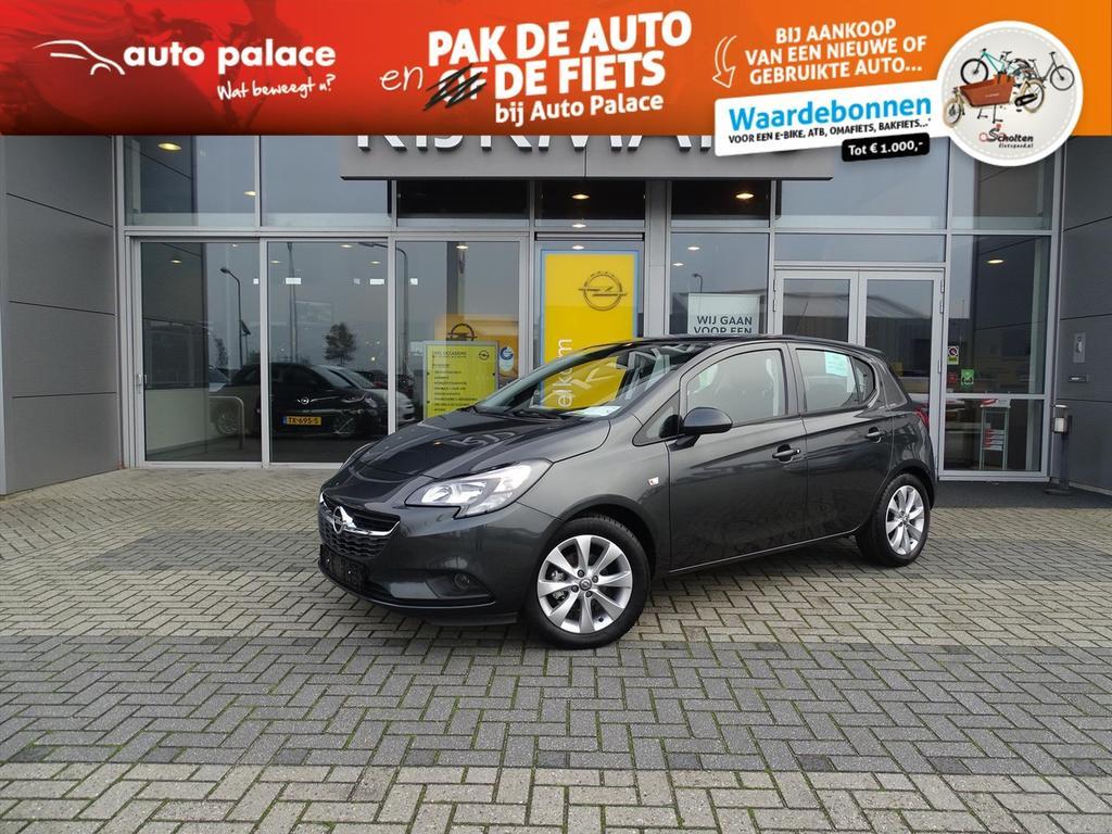 Opel Corsa Favourite 1.4 90 pk - 5drs - favourite+ pack - reservewiel