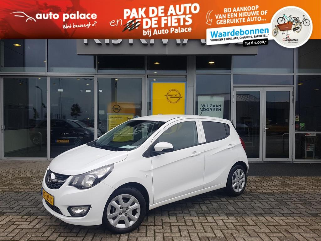 Opel Karl Edition 1.0 75 pk - edition+ pack - airco - pdc achter -compleet