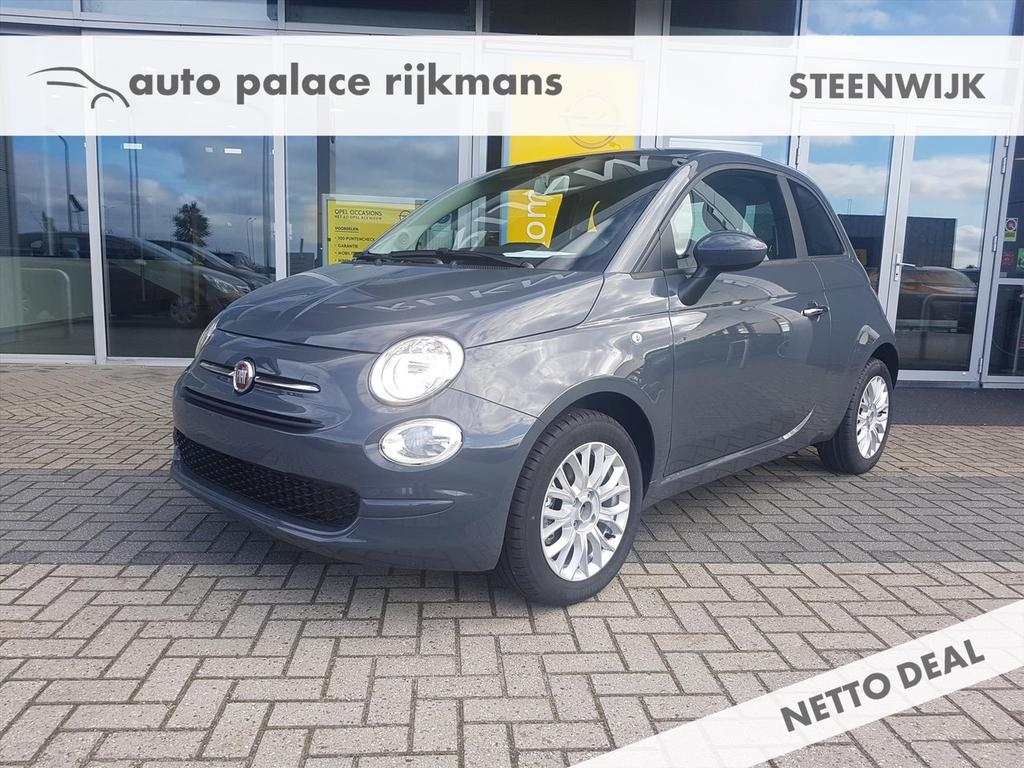 Fiat 500 Young 1.2 69 pk - va € 199,- private lease - lm velg - airco