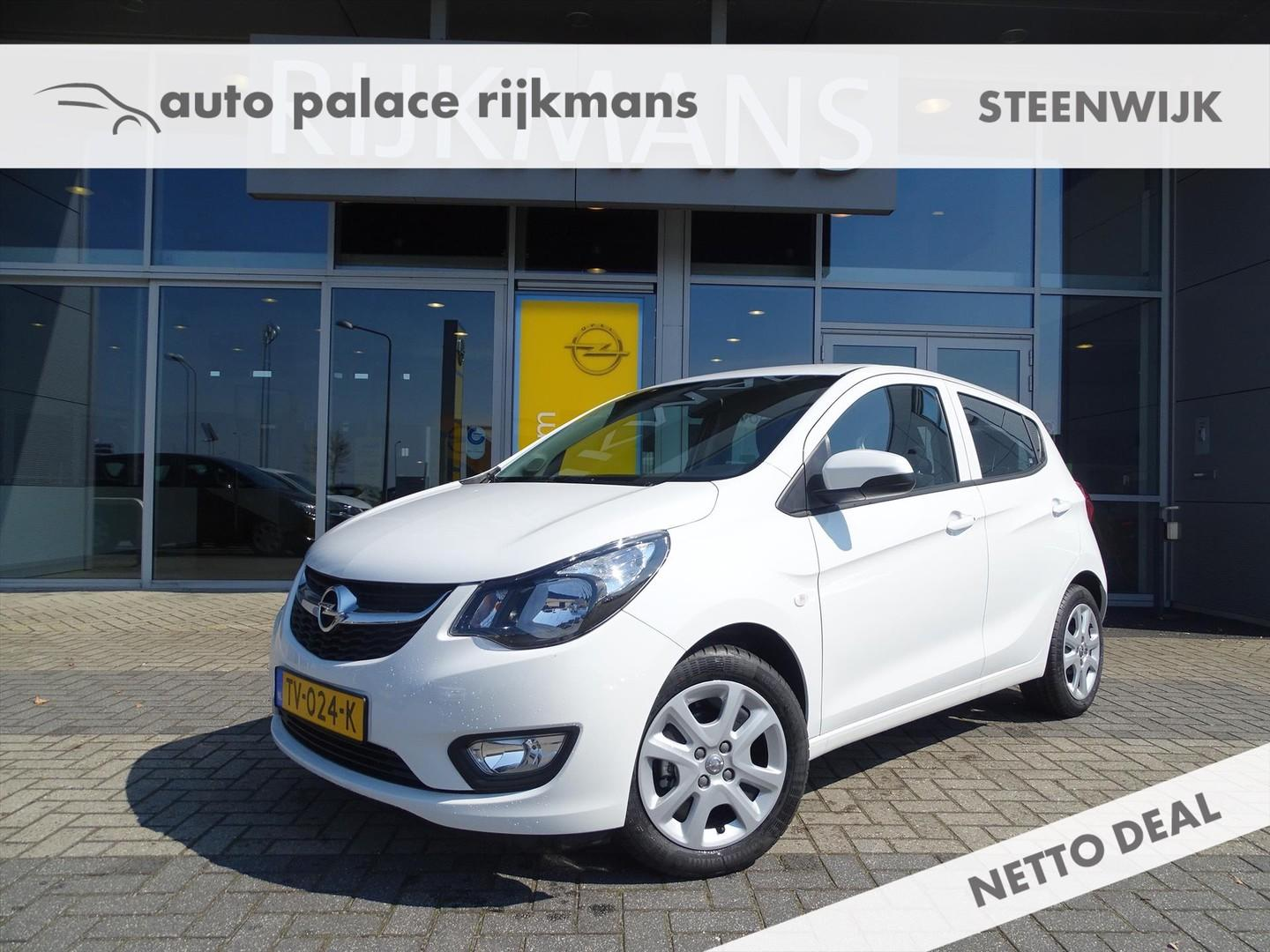 Opel Karl Edition 1.0 75 pk - airco - cruise control - edition+ pack