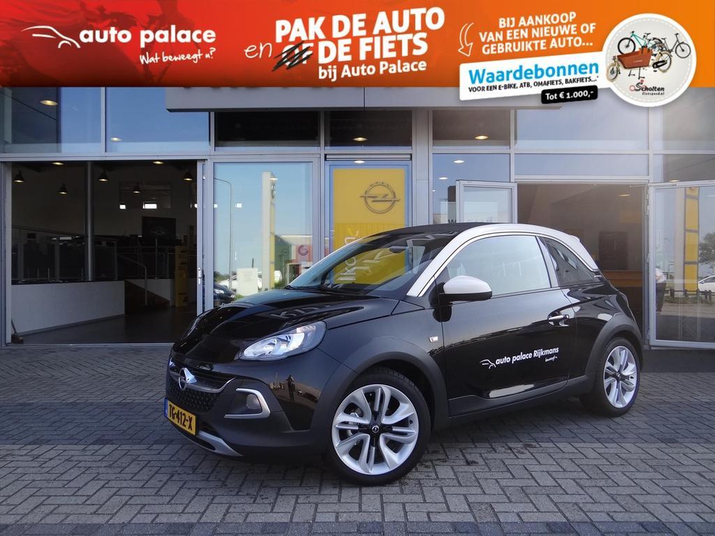 Opel Adam Rocks 1.0t 90 pk - airco - schuifdak - 17