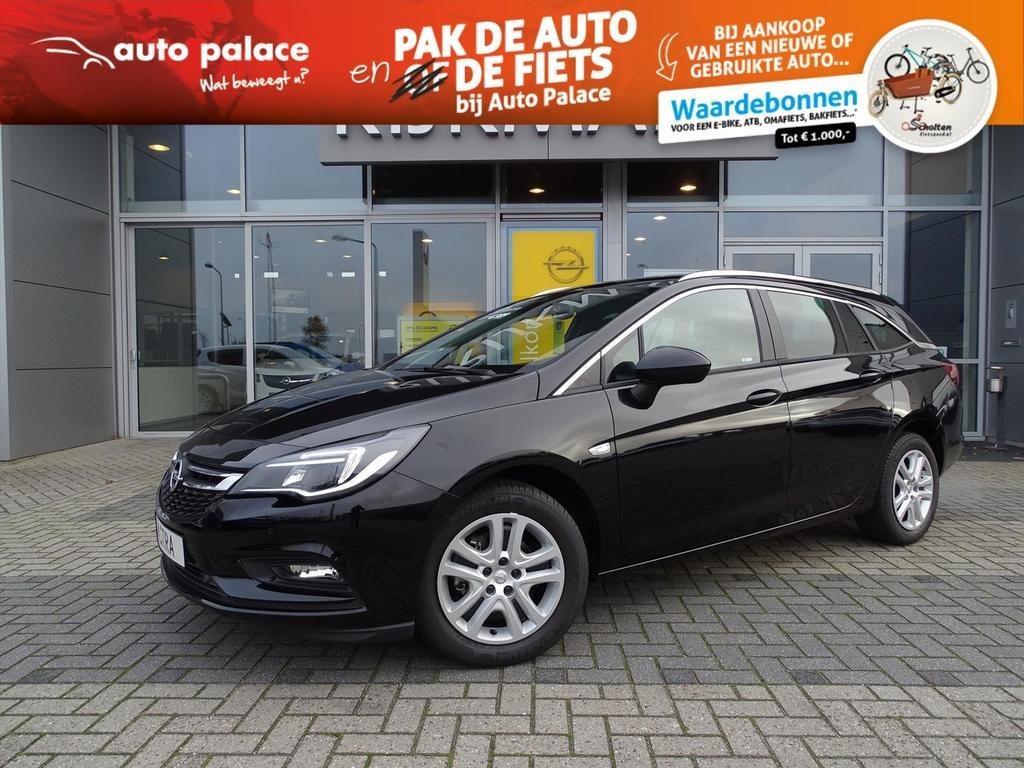 Opel Astra Online ed. 1.0t 105 pk - edition+ pack - navi - reservewiel
