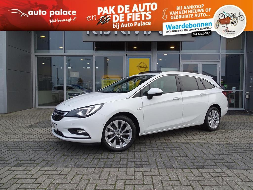 Opel Astra Innovation 1.4t 150 pk - innovation+ pack - schuifdak - navi -