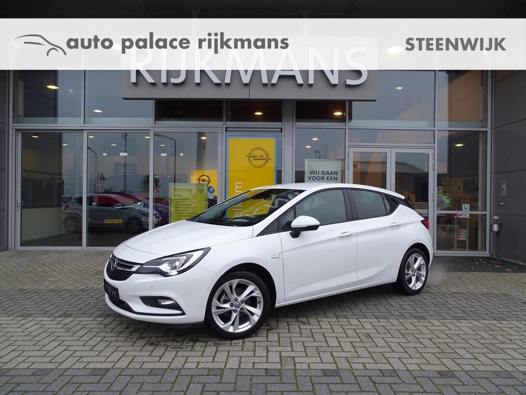 """Opel Astra Innovation 1.4t 150 pk - innovation+ pack - navi - 17"""" lmv"""