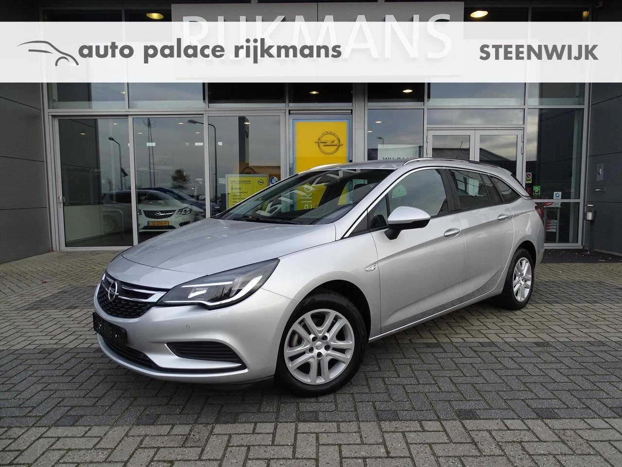 Opel Astra Sports tourer business+ 1.0t 105 pk - comfortpack - navi - agr - reservewiel