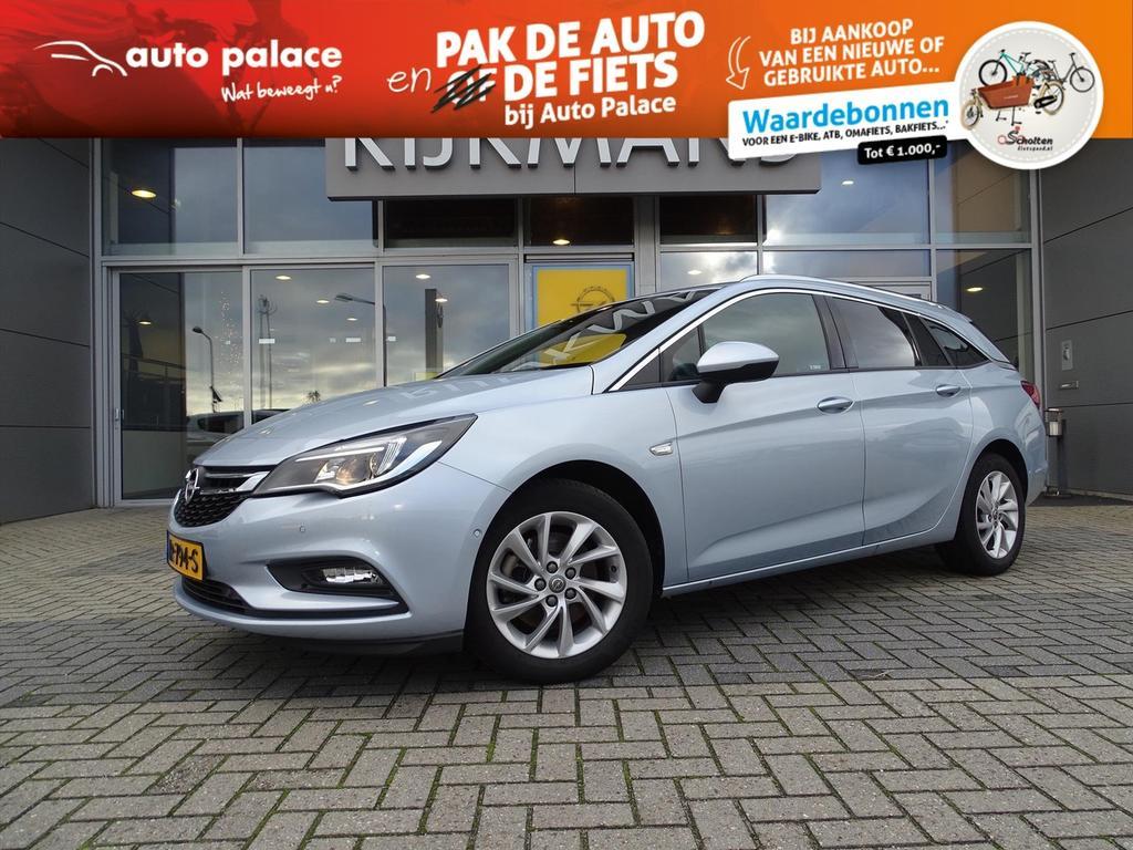 Opel Astra Innovation 1.6cdti 136 pk - navi - agr - trekhaak - zuinig