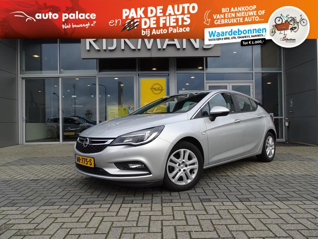 Opel Astra Online ed 1.6cdti 110 pk - navi - camera - climate control - pdc
