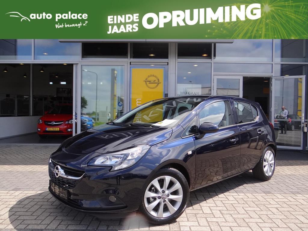 Opel Corsa Favourite 1.4 90 pk - 5drs - favourite+ pack - navi - zuinig