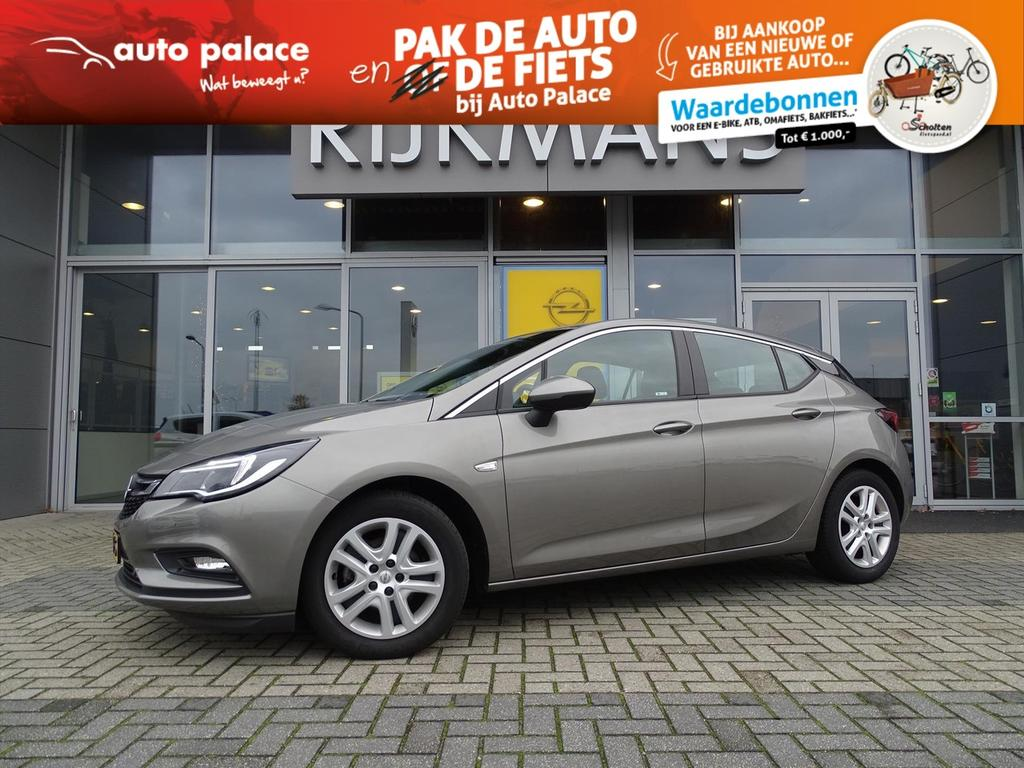 Opel Astra Online ed. 1.6 cdti 110 pk - navi - camera - ecc - pdc