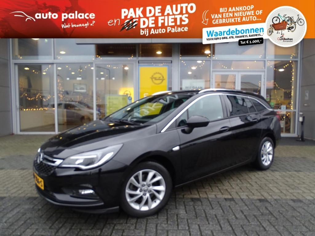 Opel Astra Innovation 1.6cdti 136 pk - innovation+ pack - agr - camera