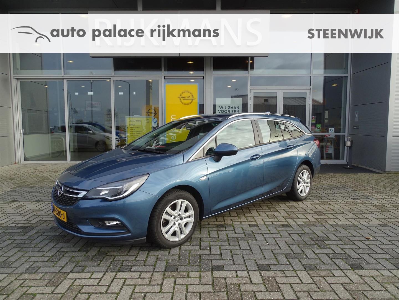Opel Astra Online ed. 1.6cdti 136 pk - camera - navi - ecc - pdc v+a