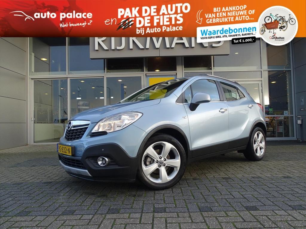 Opel Mokka Edition 4x4 1.4t 140 pk - trekhaak - winterpack - agr stoelen