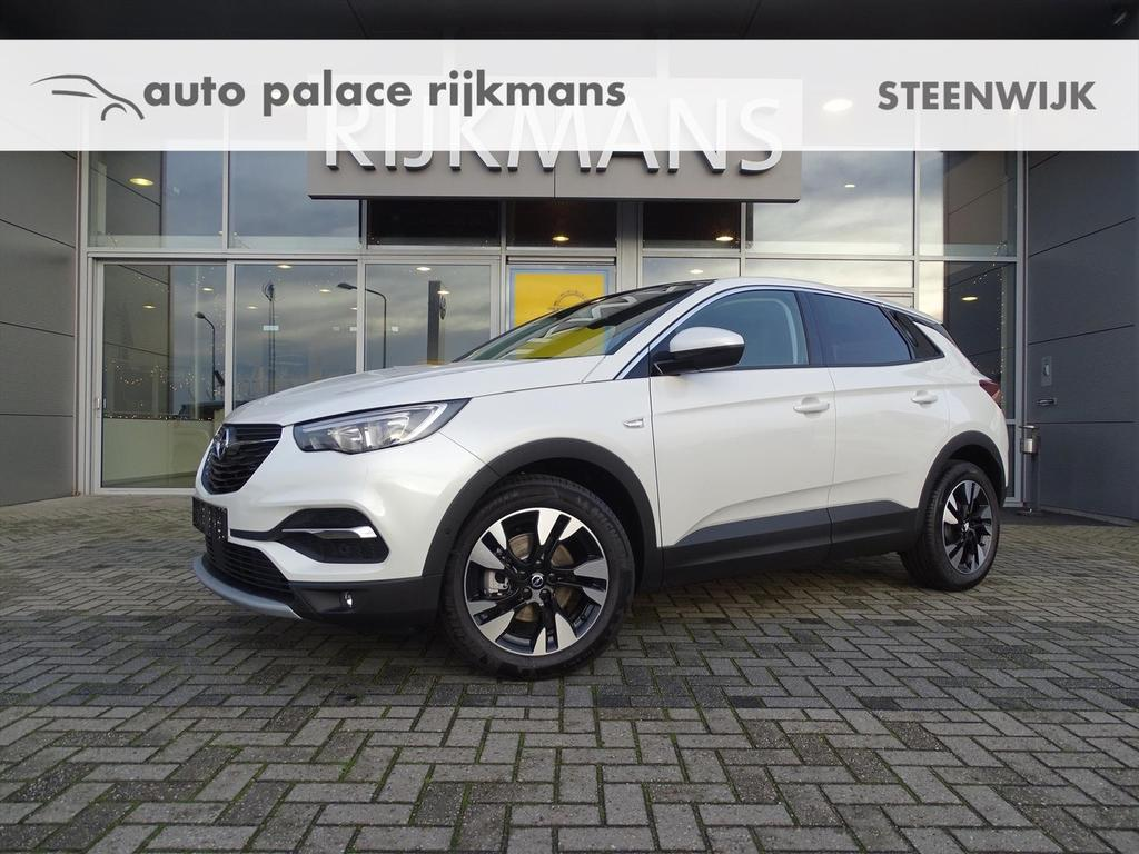 "Opel Grandland x Innovation 1.2t 130 pk - panoramadak - 18"" lmv - navi - compleet"