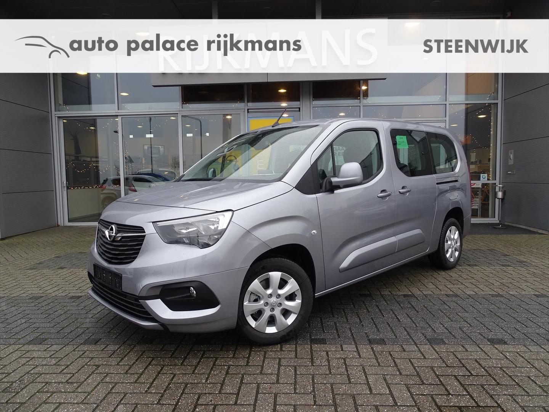 """Opel Combo Life 1.2t 110 pk l2 - navi - 7 persoons - 16"""" lmv - zeer compleet"""