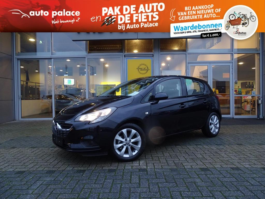 Opel Corsa Favourite 1.4 90 pk - 5drs - favourite+ pack - zeer compleet