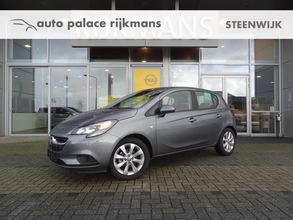 Opel Corsa Favourite 1.4 90 pk - 5drs - favourite+ pack - navi - compleet