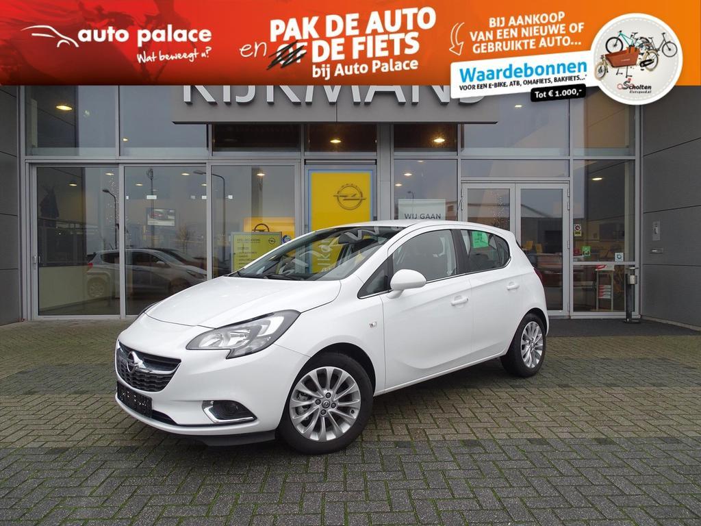 Opel Corsa Online edition 2.0 - 1.0t 90 pk - 5drs - navi - lmv - compleet