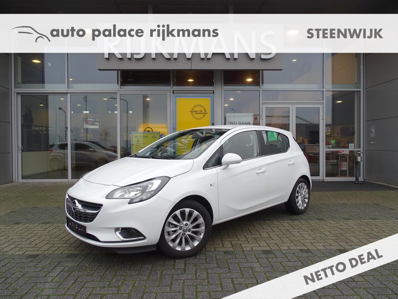 Opel Corsa Online edition 2.0 - 1.0t 90 pk - 5drs - navi - lmv -