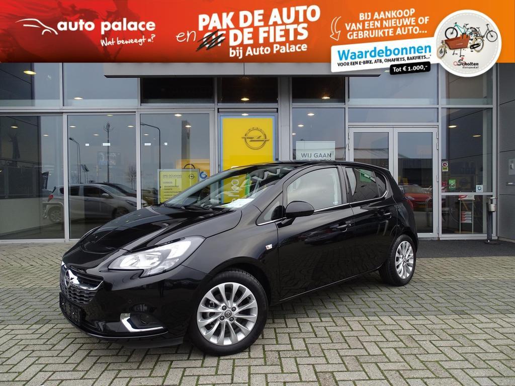 Opel Corsa Online ed. 2.0 - 1.0t 90 pk - 5drs - online ed. 2.0 pack navi