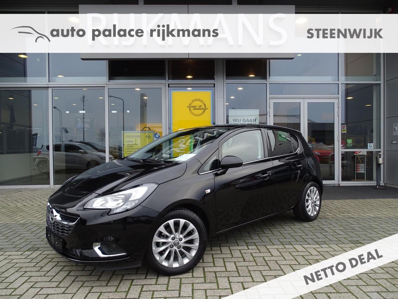 Opel Corsa Online ed 2.0 - 1.0t 90 pk 5drs - online ed. 2.0 pack - navi