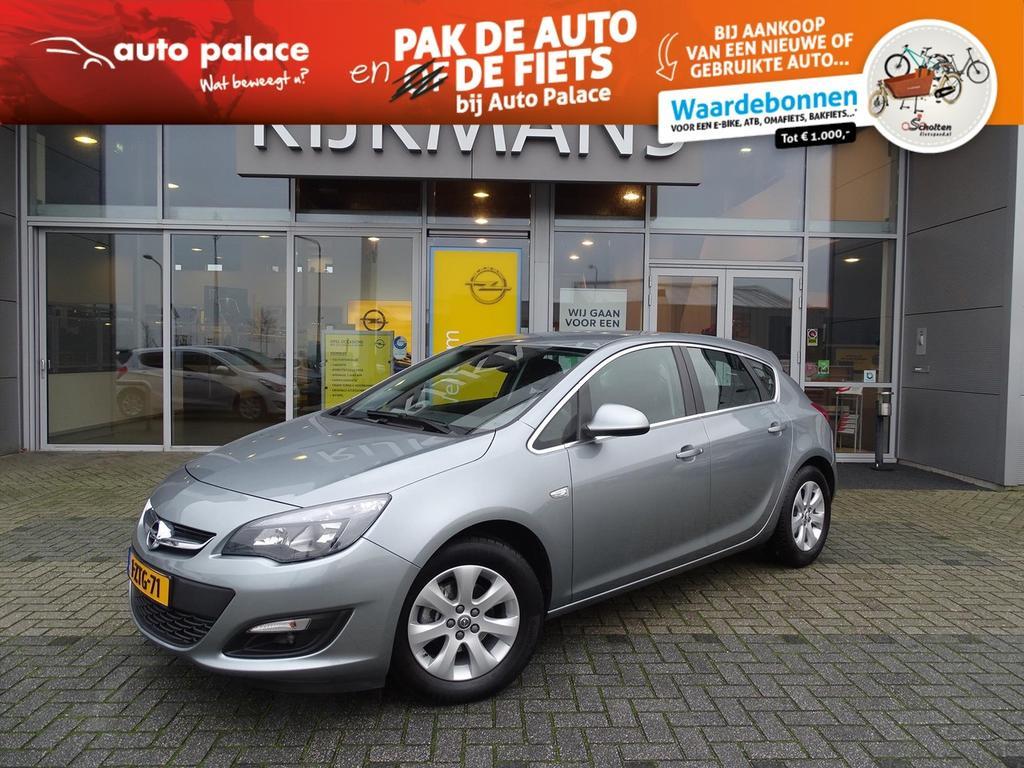 Opel Astra Edition 1.4 100 pk - 5drs - navi - lichtmetaal - dealeronderhoud