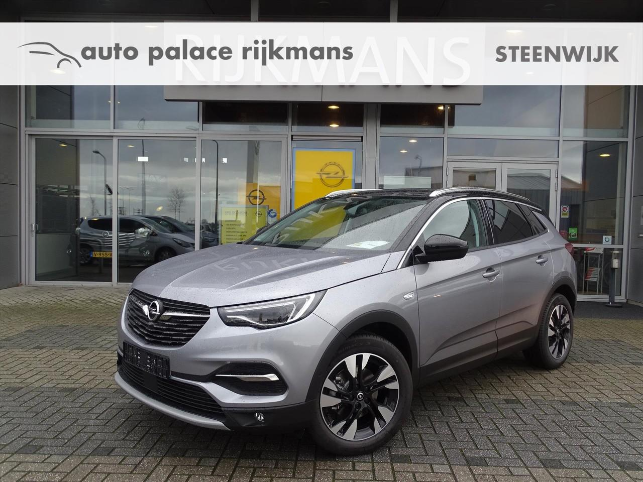 Opel Grandland x Ultimate 1.2t 130 pk 8traps automaat - led - navi - compleet