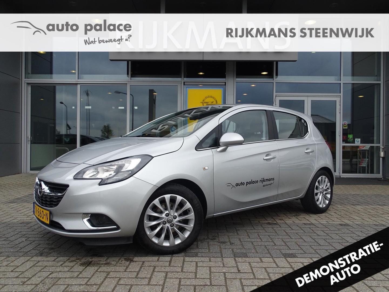 "Opel Corsa Online ed. 2.0 - 1.0t 90 pk - 5drs - navi - 16"" lmv"