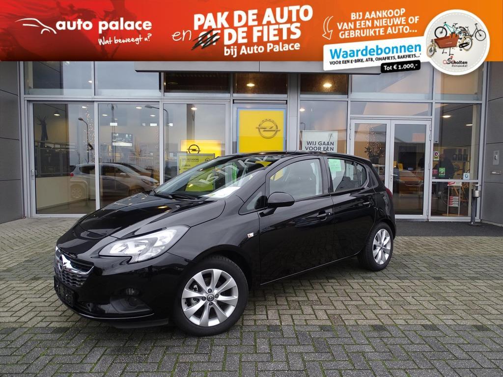 Opel Corsa Favourite 1.4 90 pk - 5drs - navi - airco - cruise control -