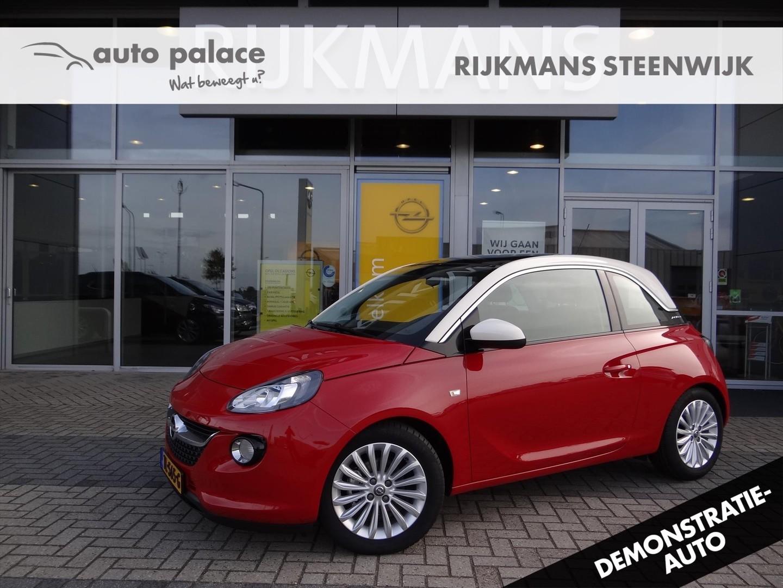 Opel Adam Glam favourite 1.0t 90 pk - package 1 - wit dak