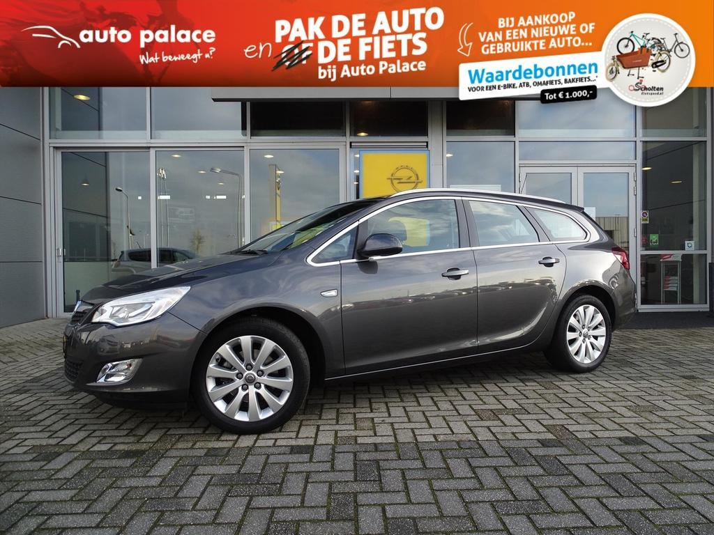 Opel Astra Cosmo 1.6t 180 pk - trekhaak - 1.400 kg geremd aanhanggewicht