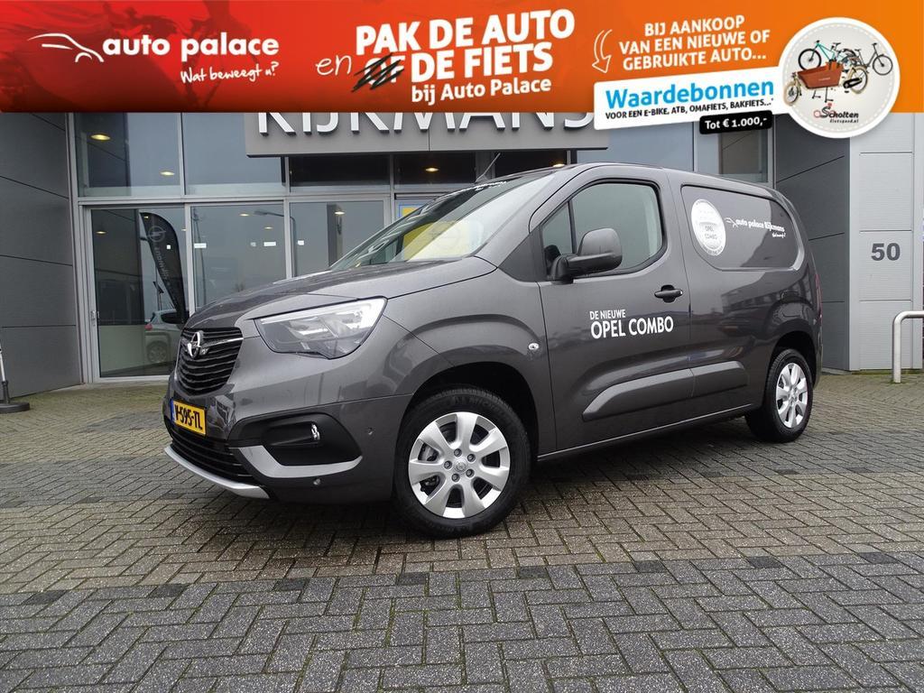 Opel Combo Cargo new 1.6 cdti 100 pk - navi - lmv - airco - cruise - compleet