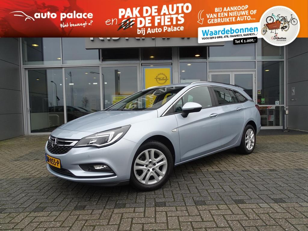 Opel Astra Edition 1.4t 150 pk - navi - clima - cruise - compleet