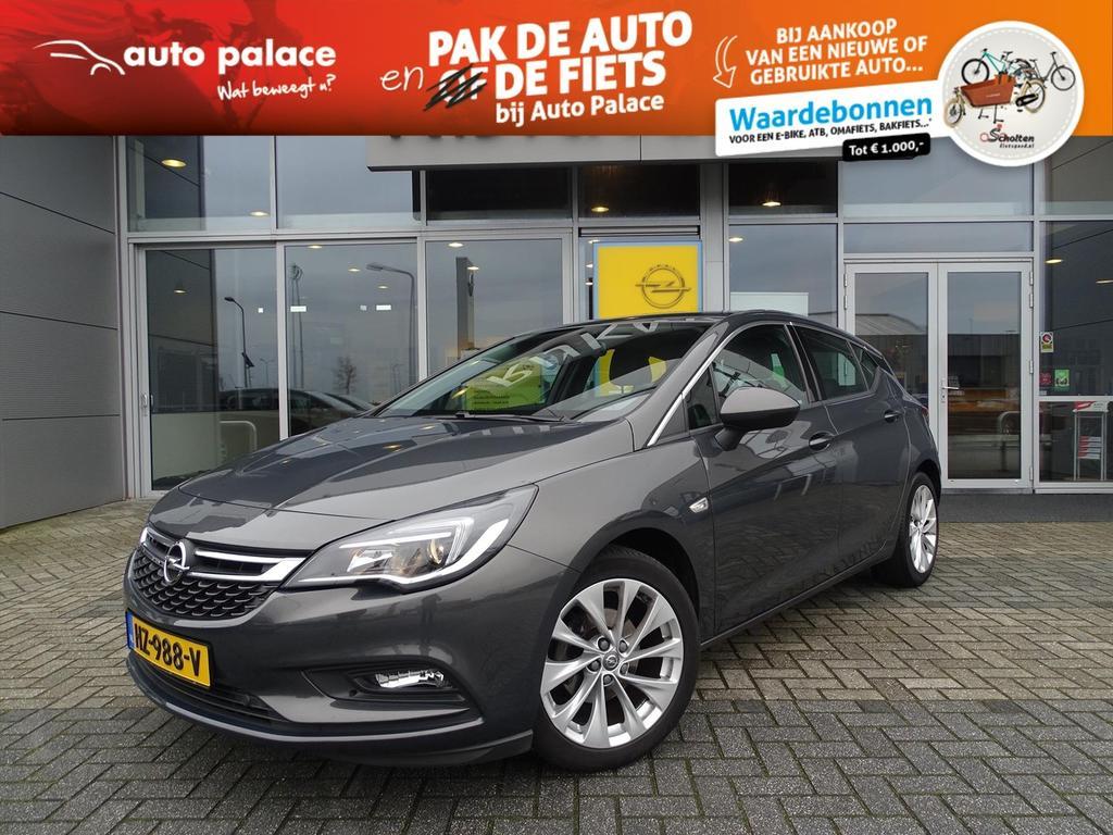 """Opel Astra Innovation 1.4t 150 pk - 5drs - navi - 17"""" lmv - trekhaak"""