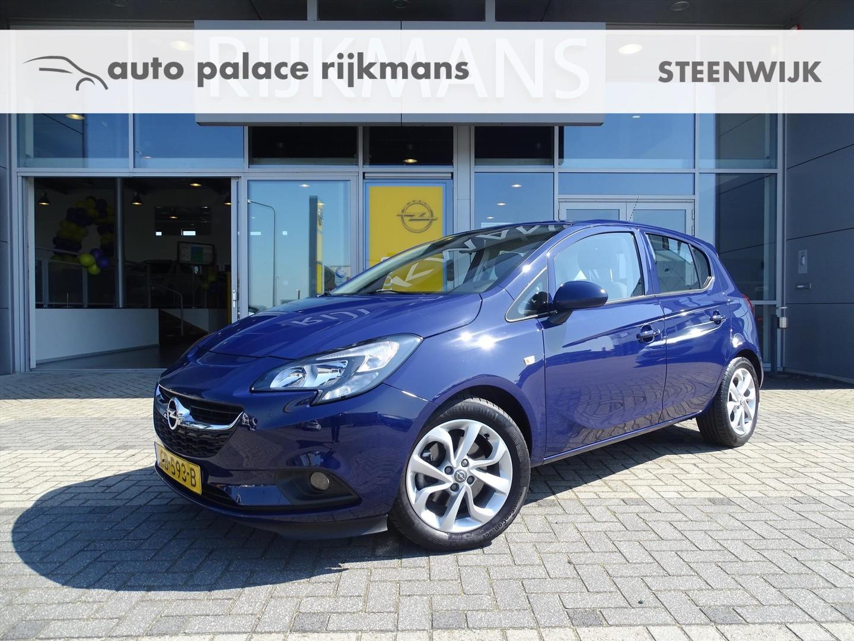 Opel Corsa Edition 1.0t 90 pk - 5drs - airco - lmv - dealeronderhouden