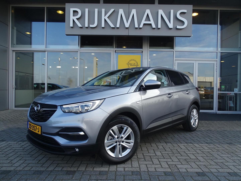 "Opel Grandland x Online edition 1.2t 130 pk - navi - 17"" lmv - climate - agr -"