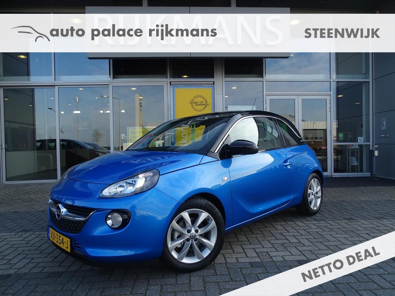 Opel Adam Blitz 1.0t 90 pk - navi - lm velg - stoel & stuurverwarming -