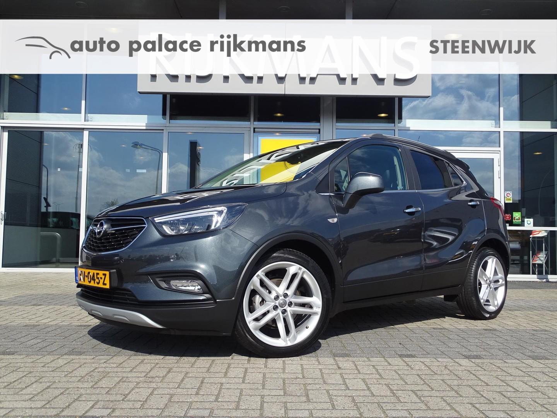 Opel Mokka x Innovation 1.4t 140 pk - led - navi - leer - 19
