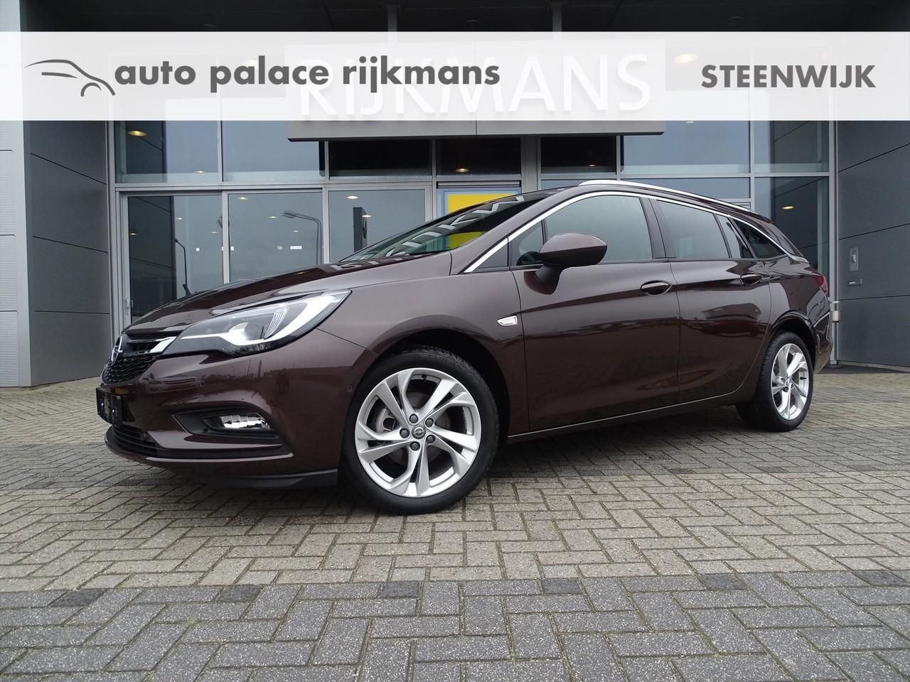 """Opel Astra Sports tourer innovation 1.0t 105 pk - led - 17"""" lmv - innovation+ pack"""
