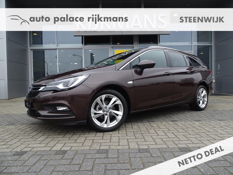 "Opel Astra Sports tourer innovation 1.0 105 pk - intellilux - navi - 17"" - dark caramel"