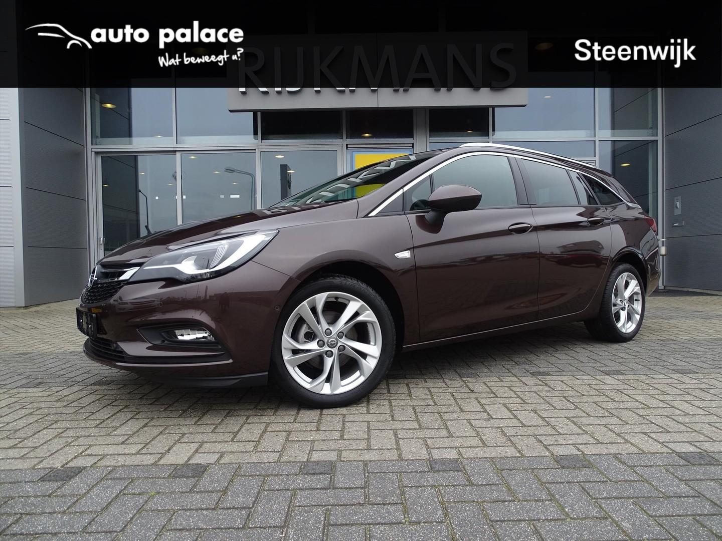 Opel Astra Sports tourer innovation 1.0 105 pk - intellilux - navi - 17""